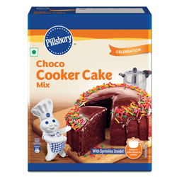 Chocolate Cooker Cake